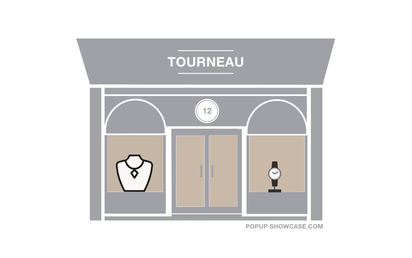 Tourneau, TimeMachine | Pop Up Showcase